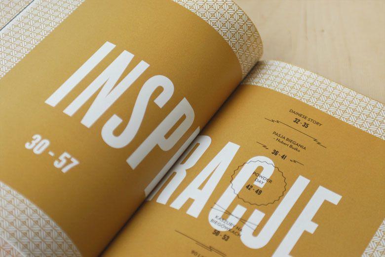 Snow Gold Magazine Nr 1 On Behance Editorial Design Print Design Behance