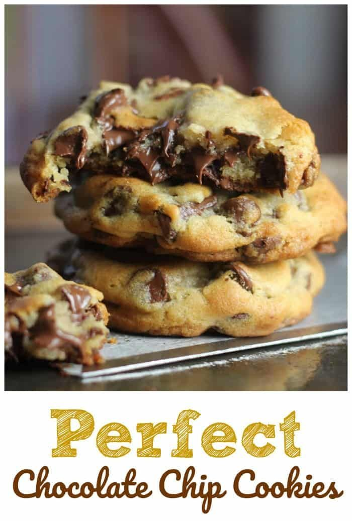 Photo of Perfect Chocolate Chip Cookies