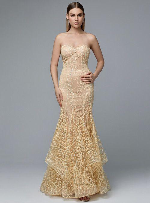 Talia One Shoulder Formal Sequin Dress in 2021   Dresses