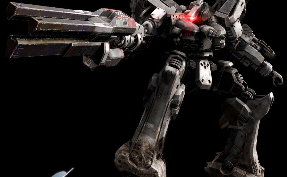 Armored core raven hd wallpaper wallpapers pinterest armored armored core raven hd wallpaper voltagebd Images