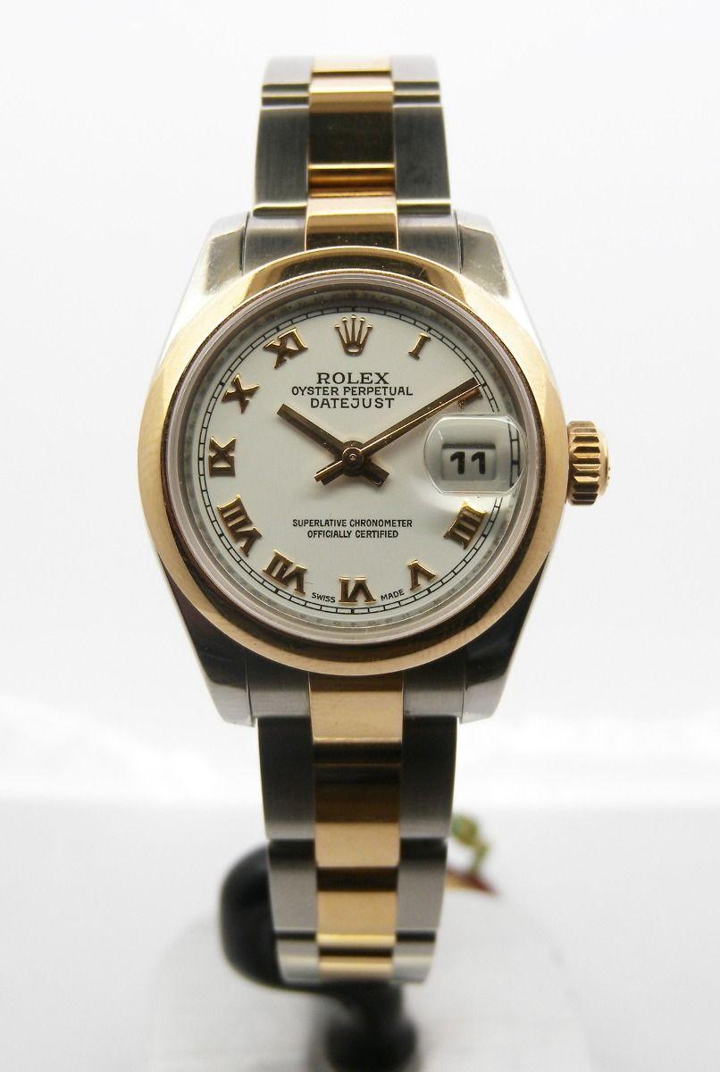 Reloj Rolex De Dama Ref  179161 Combinado -   44.200 3897895ebf71