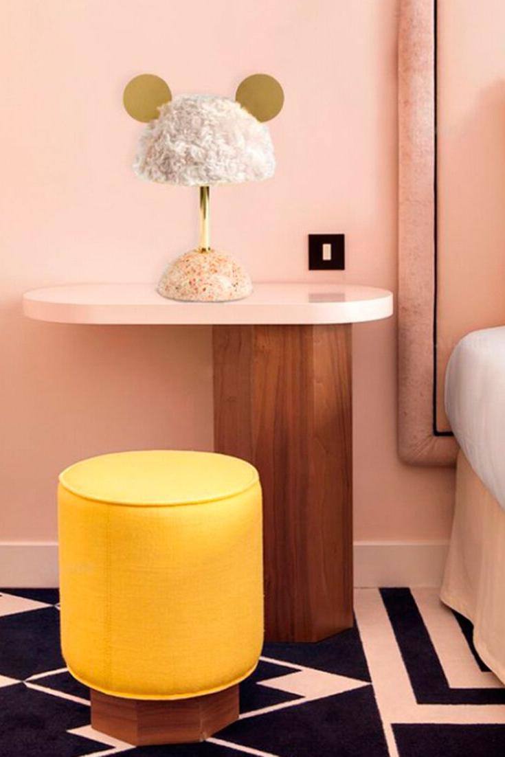 Jak Table Lamp Rustic Floor Lamps Lounge Lighting Floor Lamp