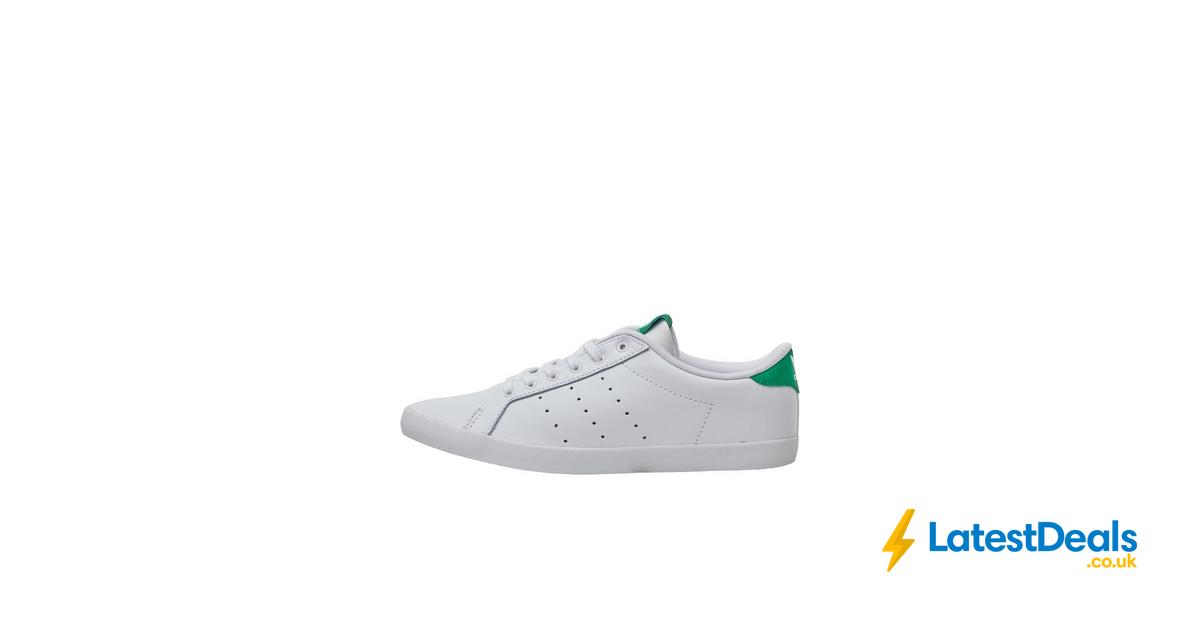 the latest 2457b 1913b Adidas Originals Womens Miss Stan Trainers Footwear WhiteGreen Sizes 3.5   6, £