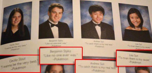 22 Funniest Senior Yearbook Quotes | SMOSH | Yearbook! | Yearbook