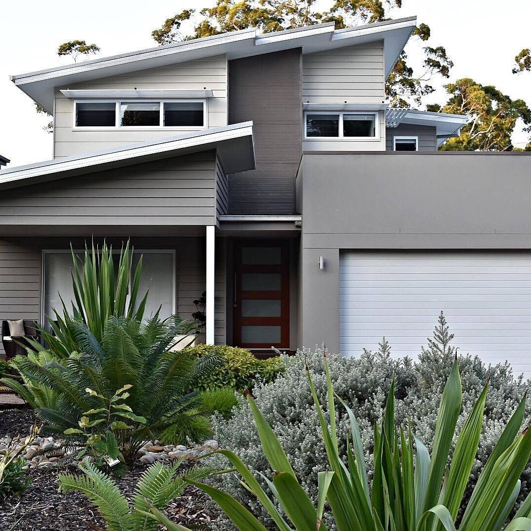 Pin by cain king on house extention exterior house - Colorbond colour schemes exterior ...