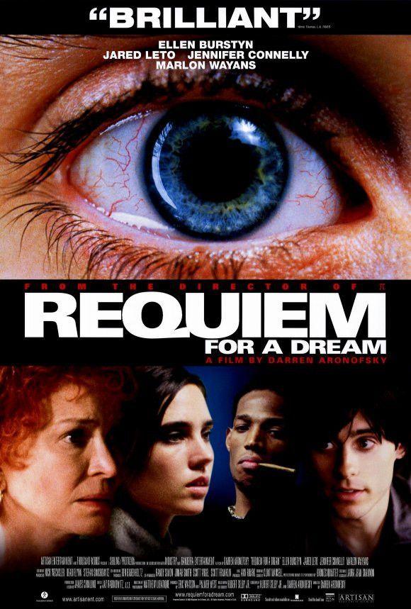 Requiem for a Dream 27x40 Movie Poster (2000) | Some Of ...