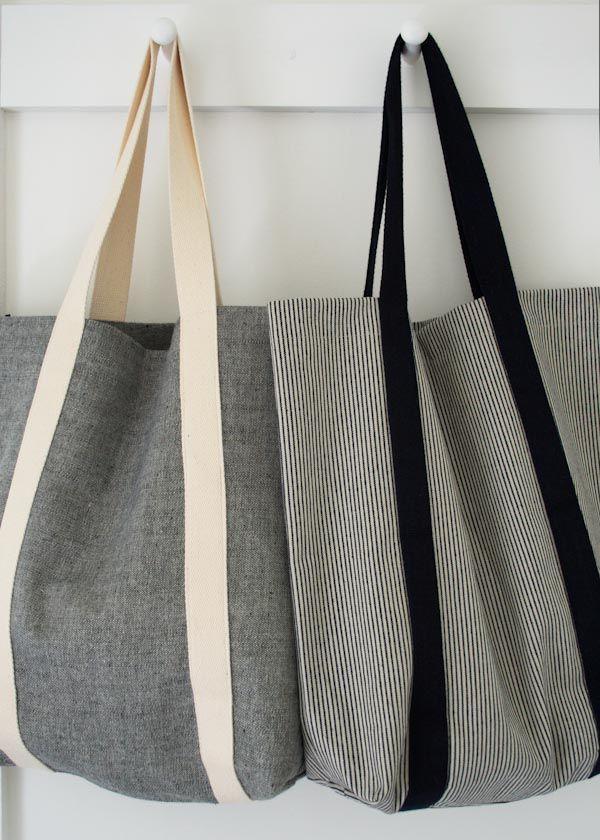 Tasche Einkauf | Nähen | Pinterest | Nähen, Taschen nähen und Diy nähen