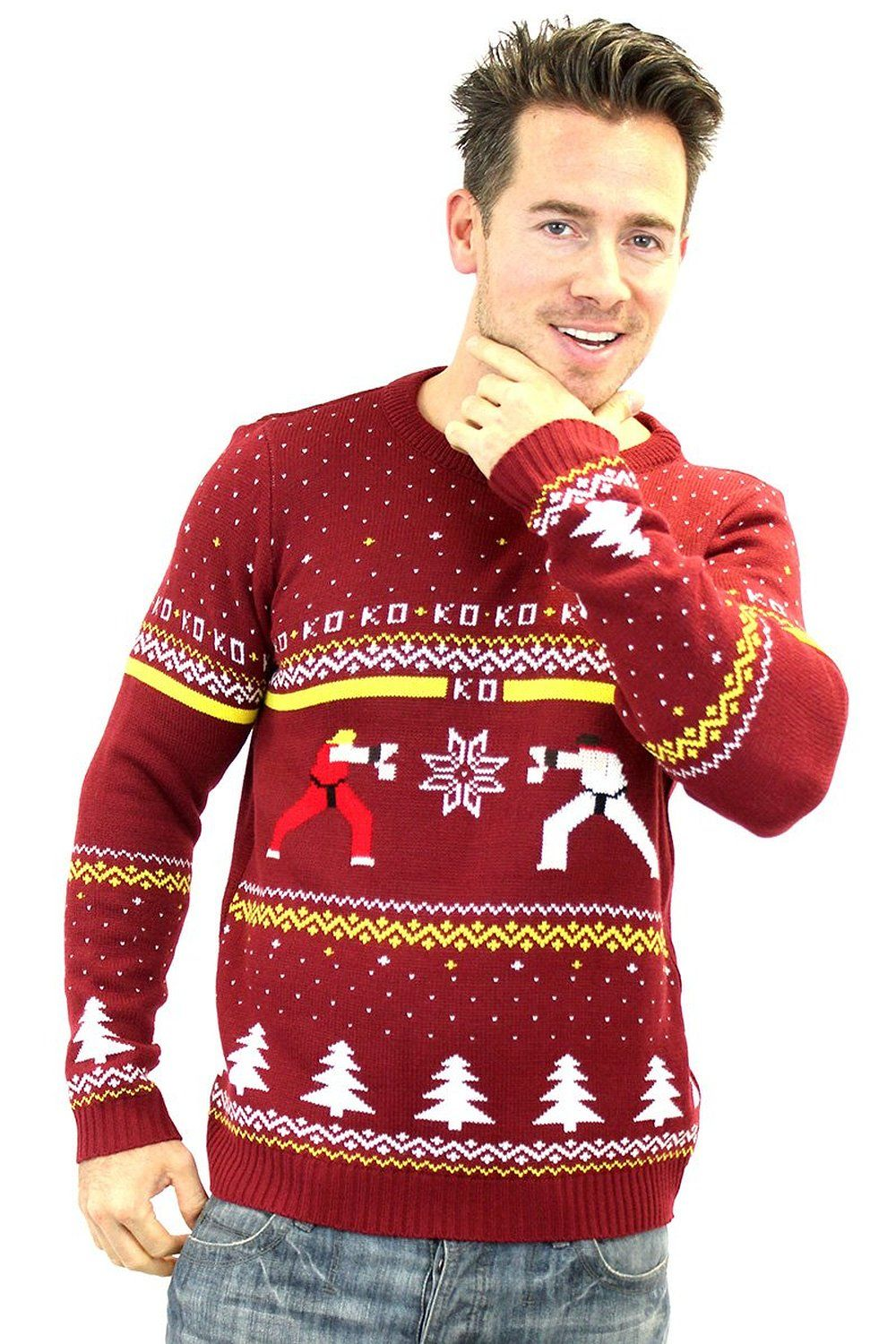 Video Game Ugly Christmas Sweaters Ugly Sweaters By City Clothes