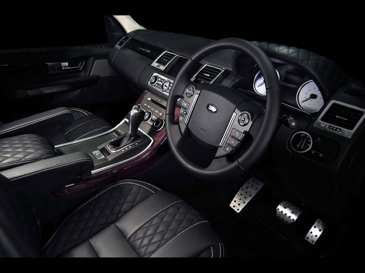 Photo of 2010 Project Kahn Range Rover Sport Supercharged RS600 – Dashboard – 1280×960 – Wallpaper