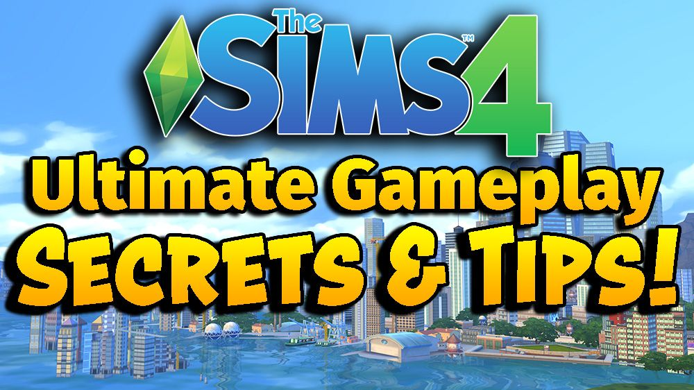 The Sims 4 Cheats (Full Updated List for PC/Xbox/PS4)   Sims 4 cheats, Sims  4 ps4, Cheating