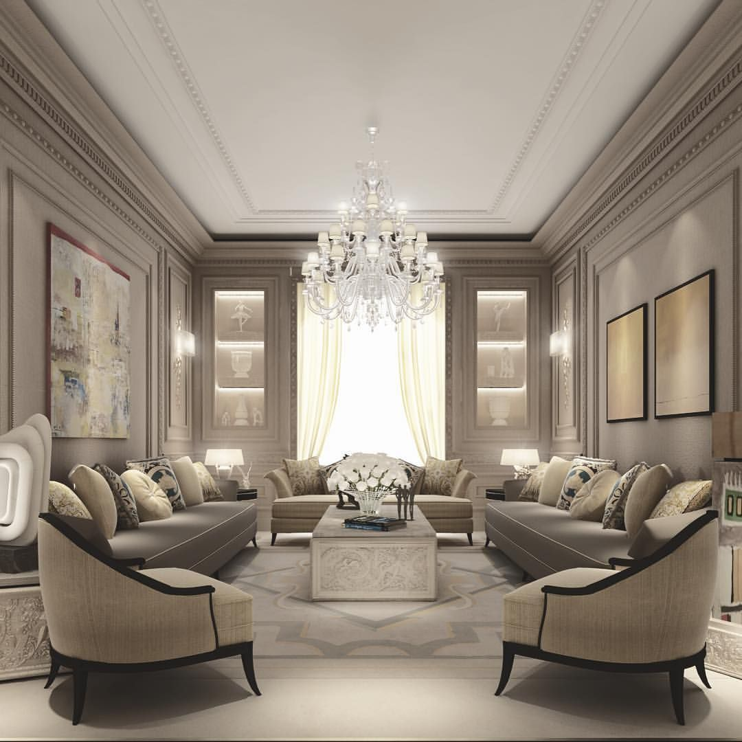 why parisian living rooms are the most luxurious interior designs rh pinterest com