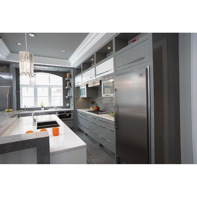 tbt the yorkville kitchen project this kitchen featured our edzo rh pinterest com