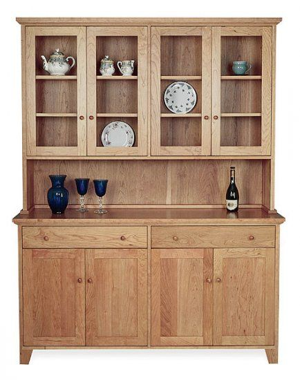 classic country buffet hutch dining room furniture buffet rh pinterest com