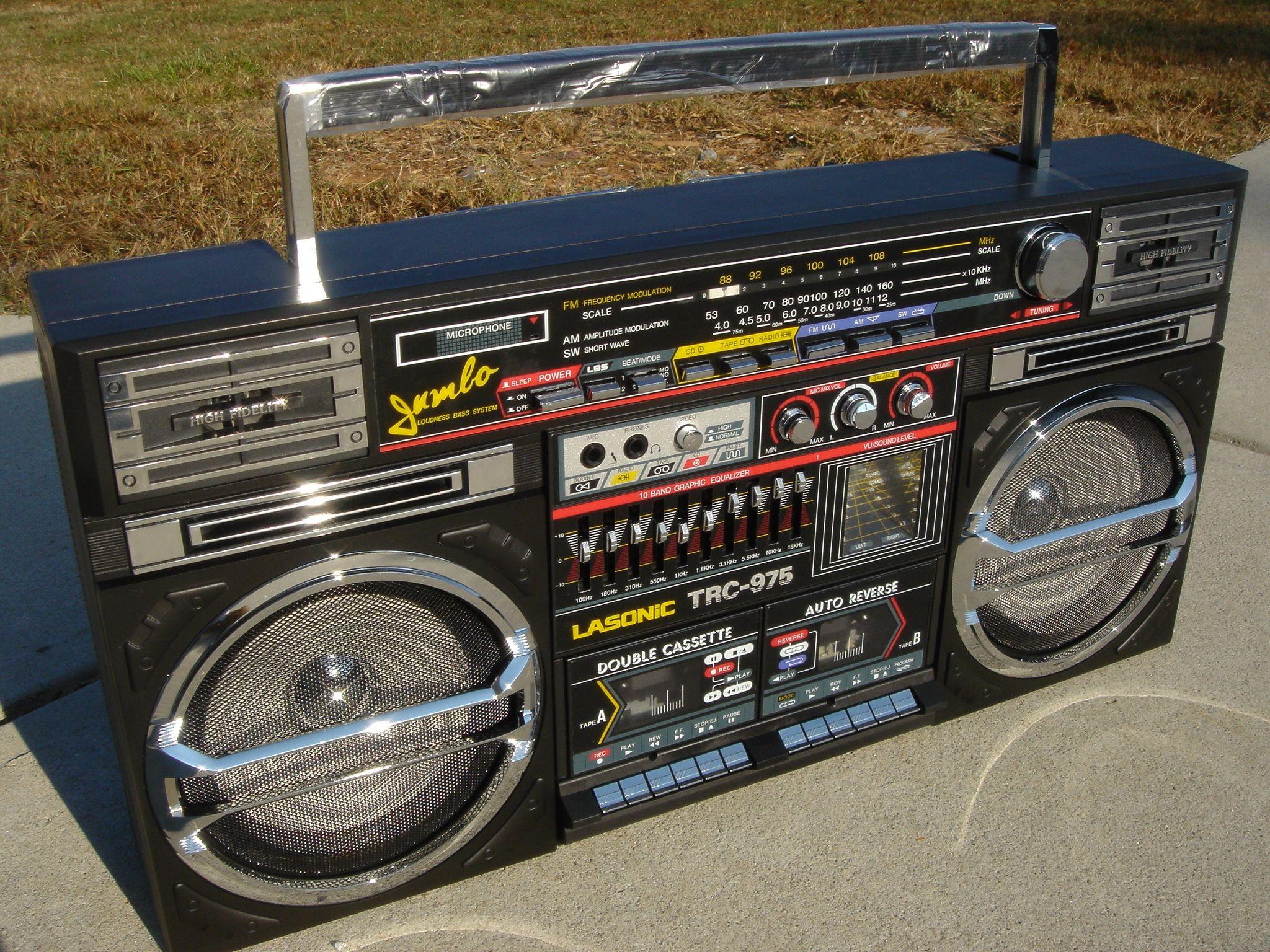 Vintage boombox. HELIX . CONION.....................Please ...  |80s Boombox