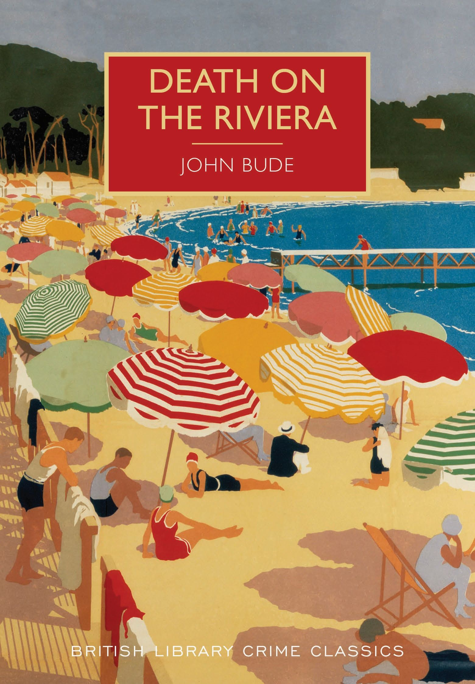 DEATH ON THE RIVERIA BY JOHN BUDE | Death On The Riviera by John Bude – In Search of the Classic Mystery ...