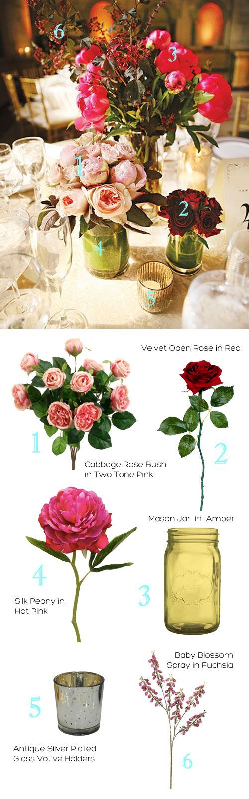 Perfect Diy Large Wedding Centerpieces Image Collection - Wedding ...
