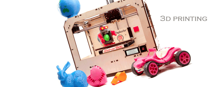 3D printing WILL change the world - my blog entry.