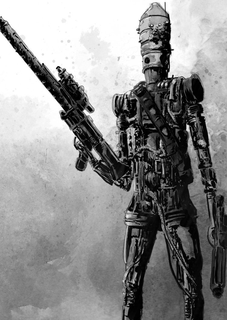 IG-88 by T-RexJones on deviantART