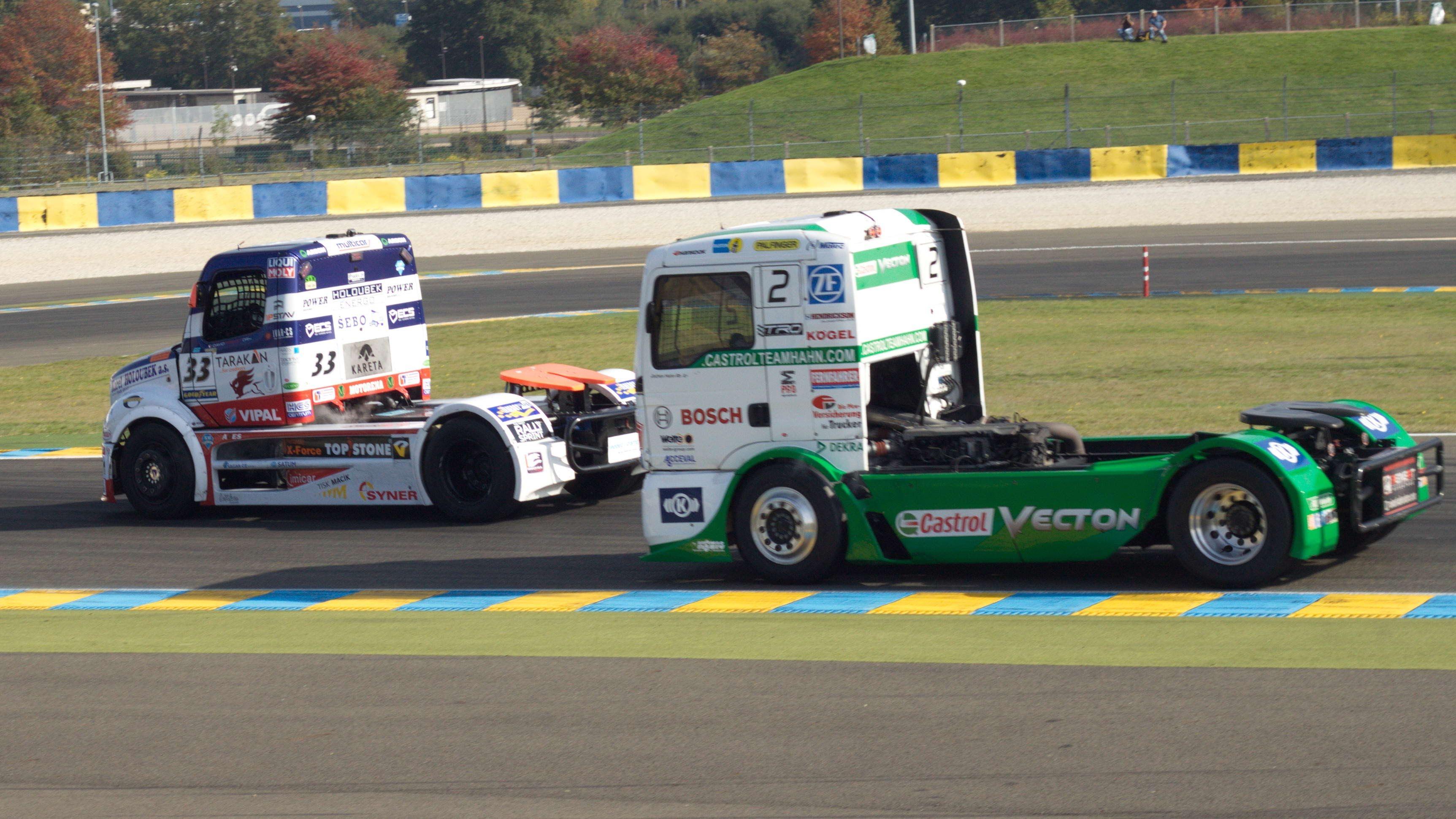 24 heures camions european truck racing championship fia etrc race 1 rh pinterest com