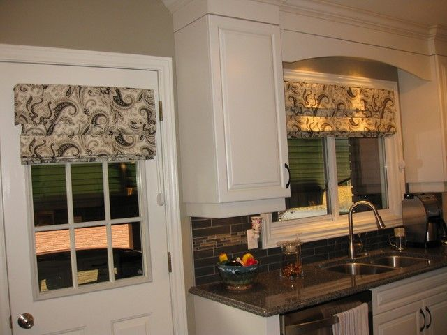 Window Treatments For Kitchen   Google Search