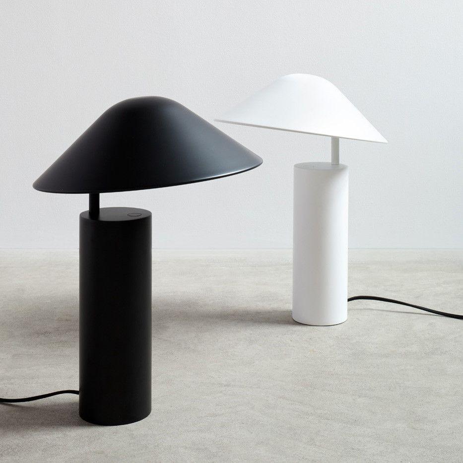 Enoki Black Table Lamp White Table Lamp Lamp Black Table Lamps