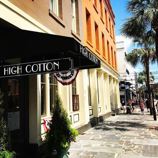 High Cotton Charleston Brunch