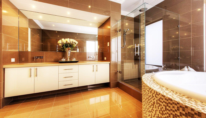 Sleek Modern Bathroom Design Ideas are in