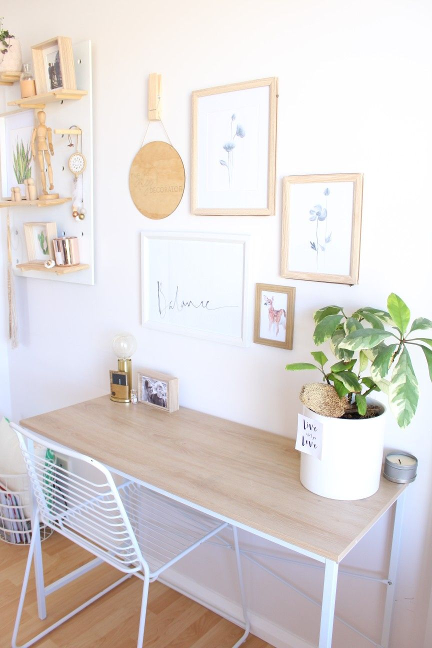 thediydecorator kmart styling home office my style home decor rh pinterest com