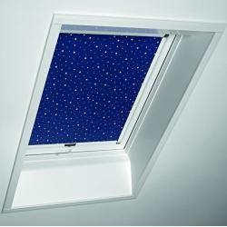 Rotoverdunkelungsrollo für Fenstergröße 1114 Baureihe R7H Holz 1V01 Weiß Rotoroto