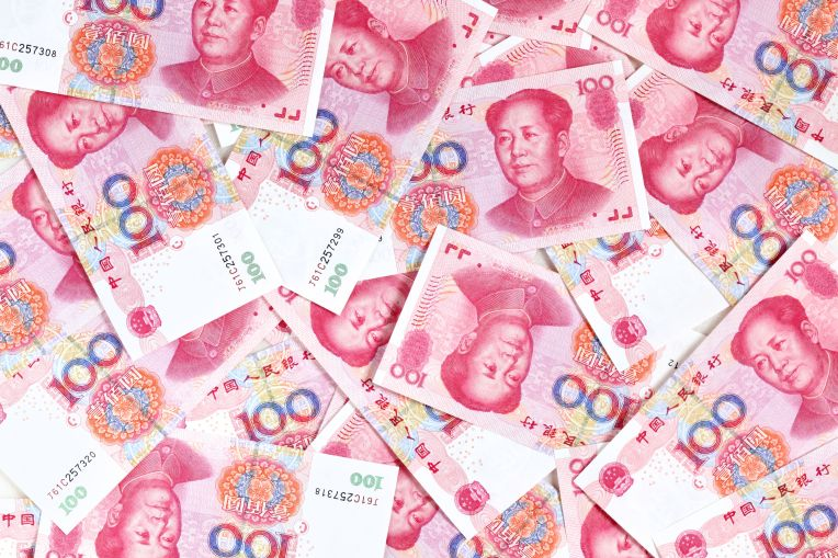 China is disrupting globalfintech Up, running,