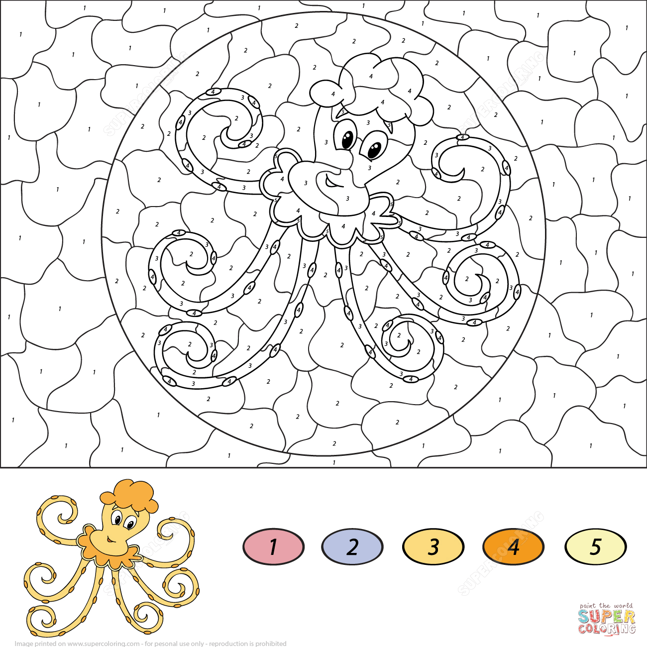 ocean-themed-color-number-coloring-pages-printable-pictures-cartoon ...