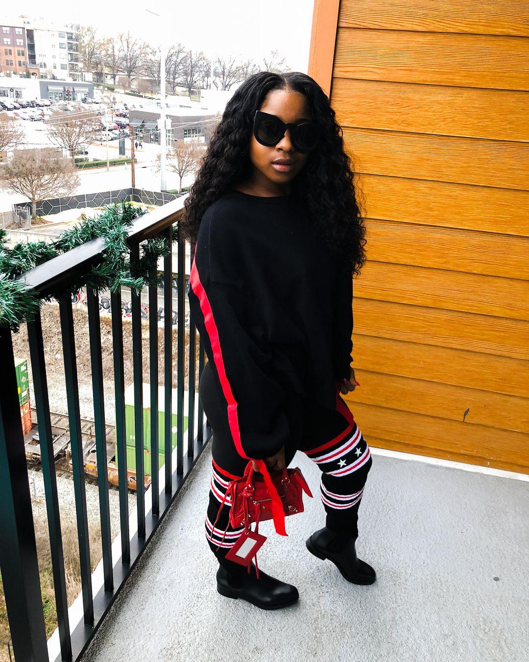 Reginae Carter | School fashion, Fashion, Fashion outfits