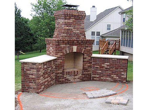 outdoor kitchen designs with fireplace outdoor living fireplace rh pinterest nz