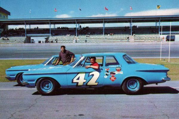 1962 plymouths lee and richard petty oldschoolnascar 60 s 70 s rh pinterest com