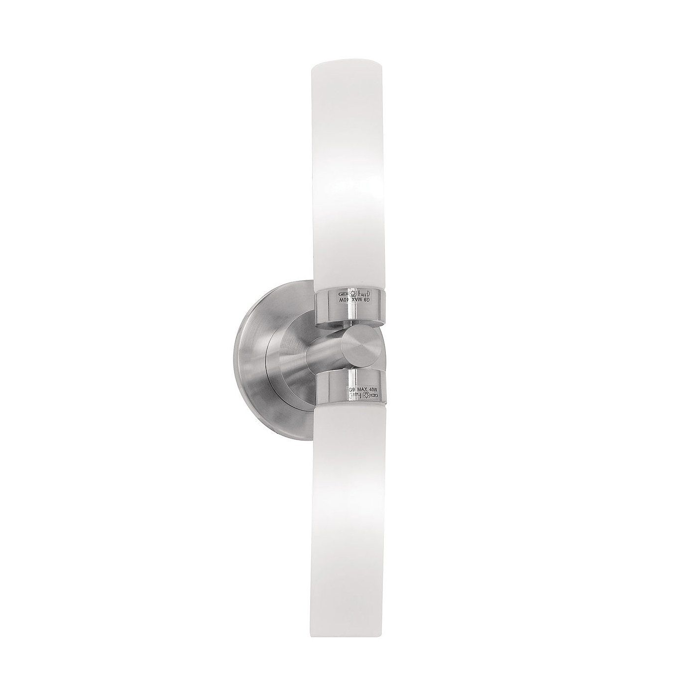 shop access lighting 50564 bs opl 2 light lynx bathroom light rh pinterest com