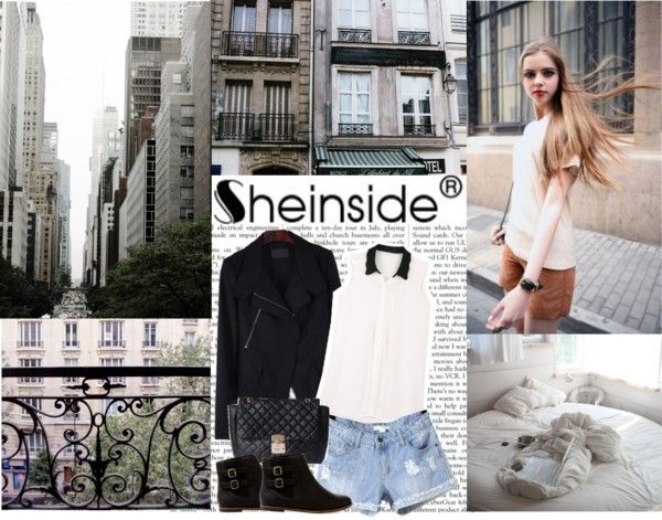 """""""(1,418) Sheinside.com"""" by sisistyle ❤ liked on Polyvore"""