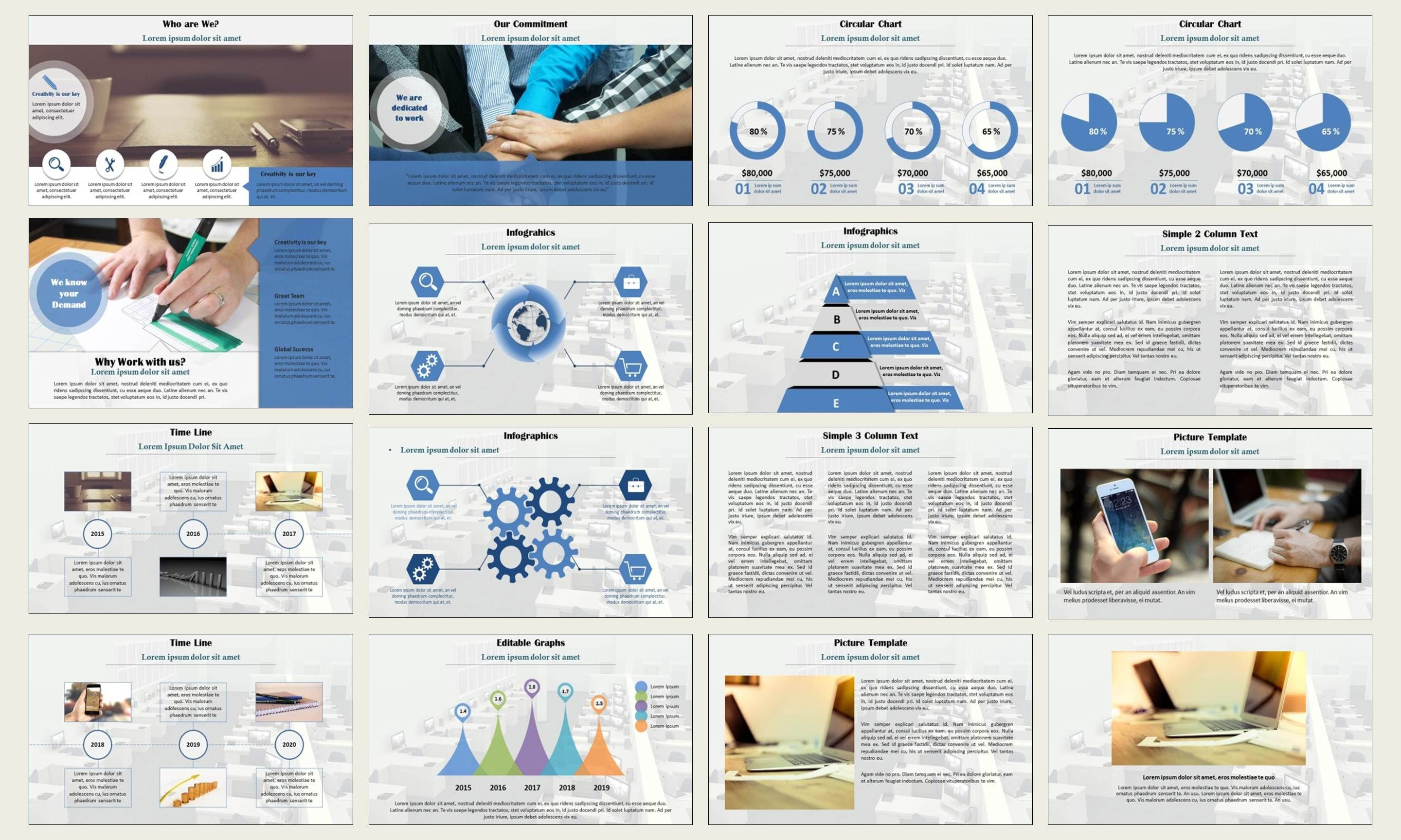 business-1  free professional powerpoint template