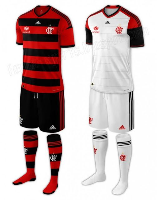 Possível Uniforme Flamengo Adidas 2013 Camisa Flamengo Adidas d1edca4b00628