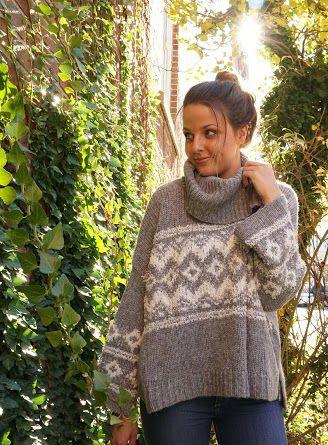 Shop Free People Fairisle Ragnar Sweater Online at Waterlily Shop ...