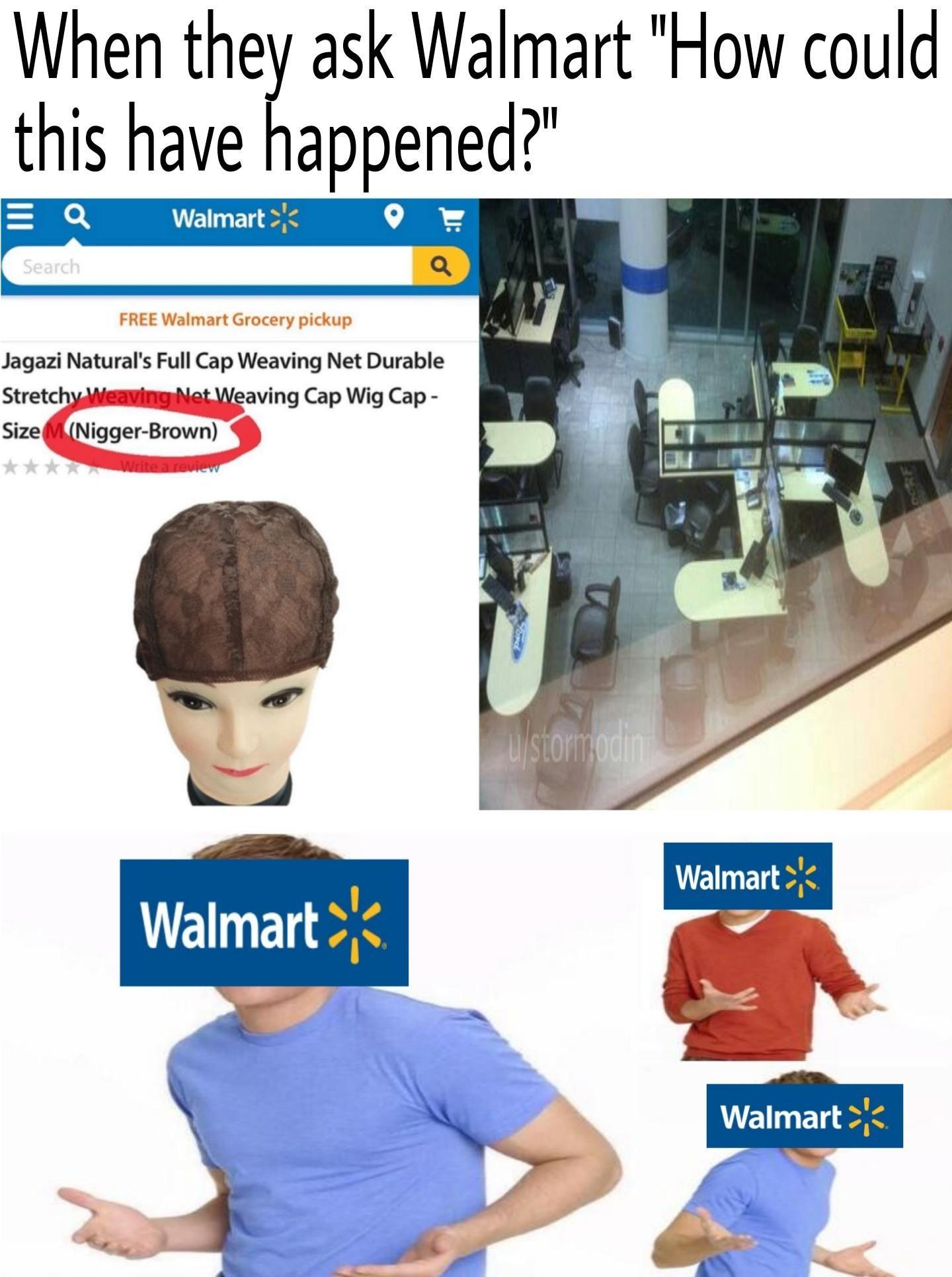 Walmart Is Edgy Af