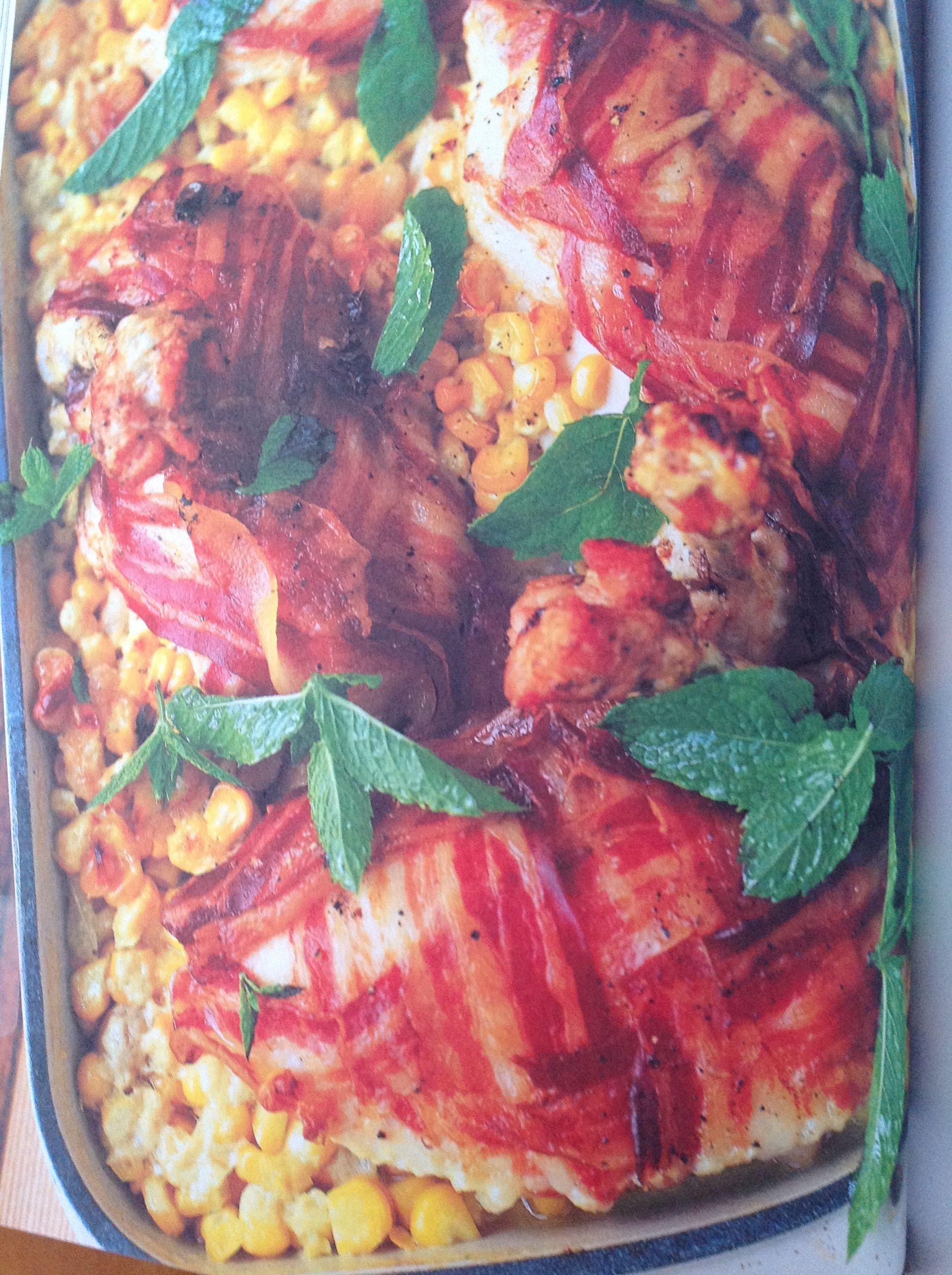 poulet maryland vin blanc recette complète dans le livre