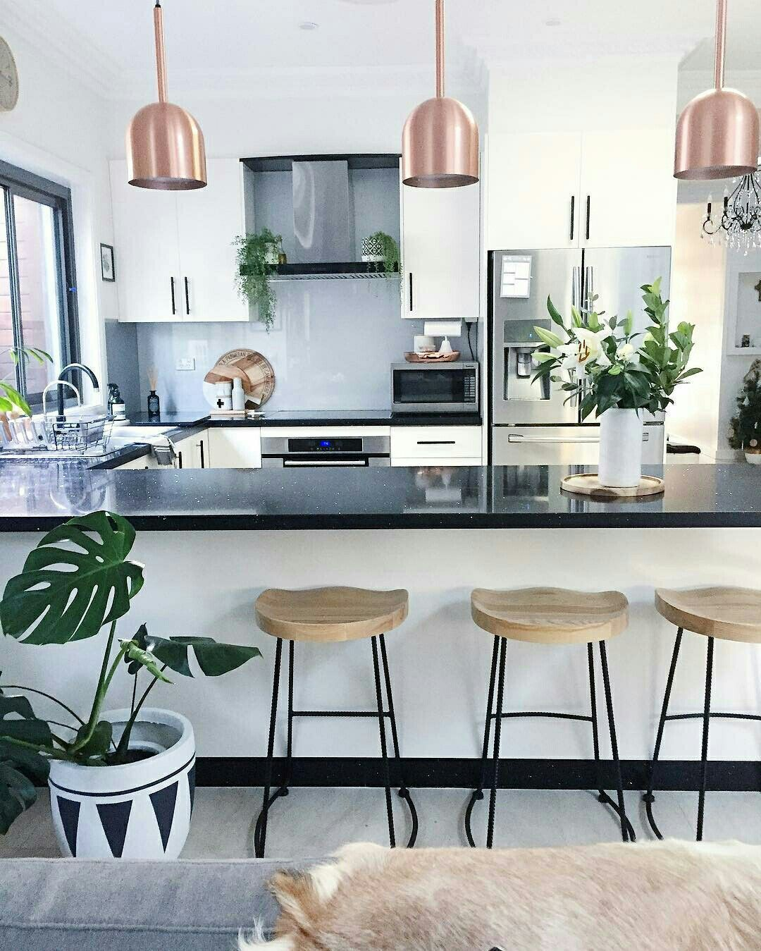The lovely kitchen of Pin by aliz
