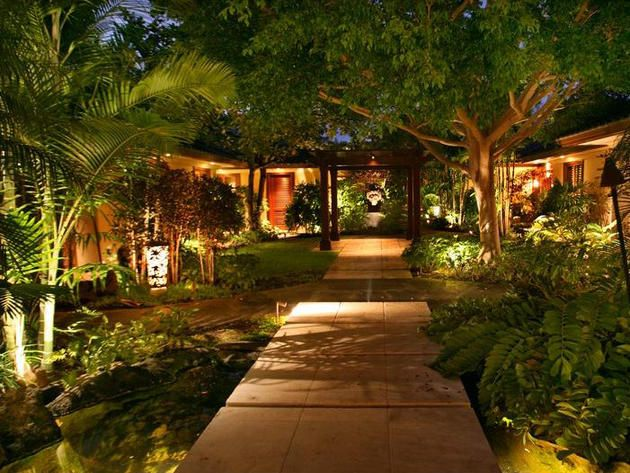 beautiful hawaiian zen garden - photo #15