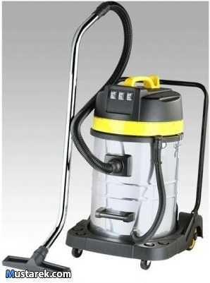 مكنسة شفط مياه وأتربة 80 لتر 3 موتور للمصانع والمساجد والشركات لفنادق ومحطات الغسيل الخ عرض خاااااااص المميزات الخز Home Appliances Vacuum Vacuum Cleaner