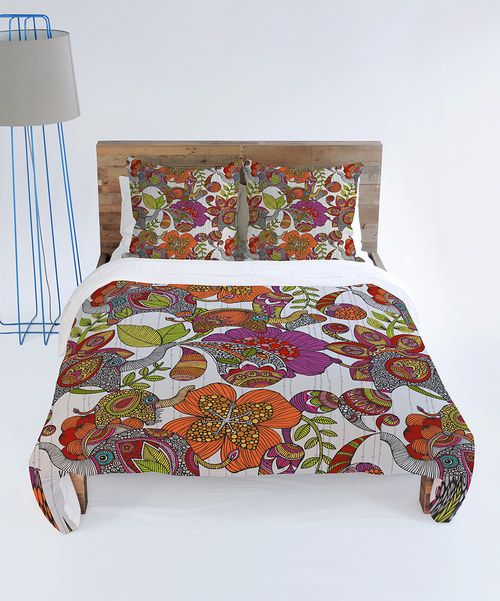 Take a look at this Eli Duvet Cover on zulily today!