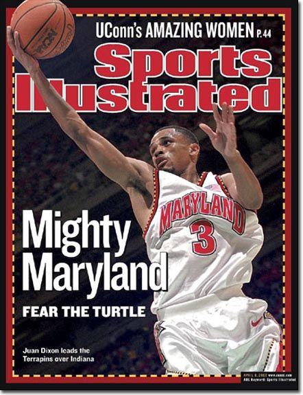 UMD Maryland Basketball Terps I
