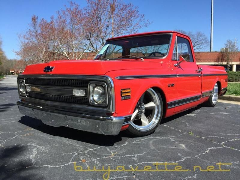 1969 Chevrolet C10 for sale - Atlanta, GA | OldCarOnline.com ...