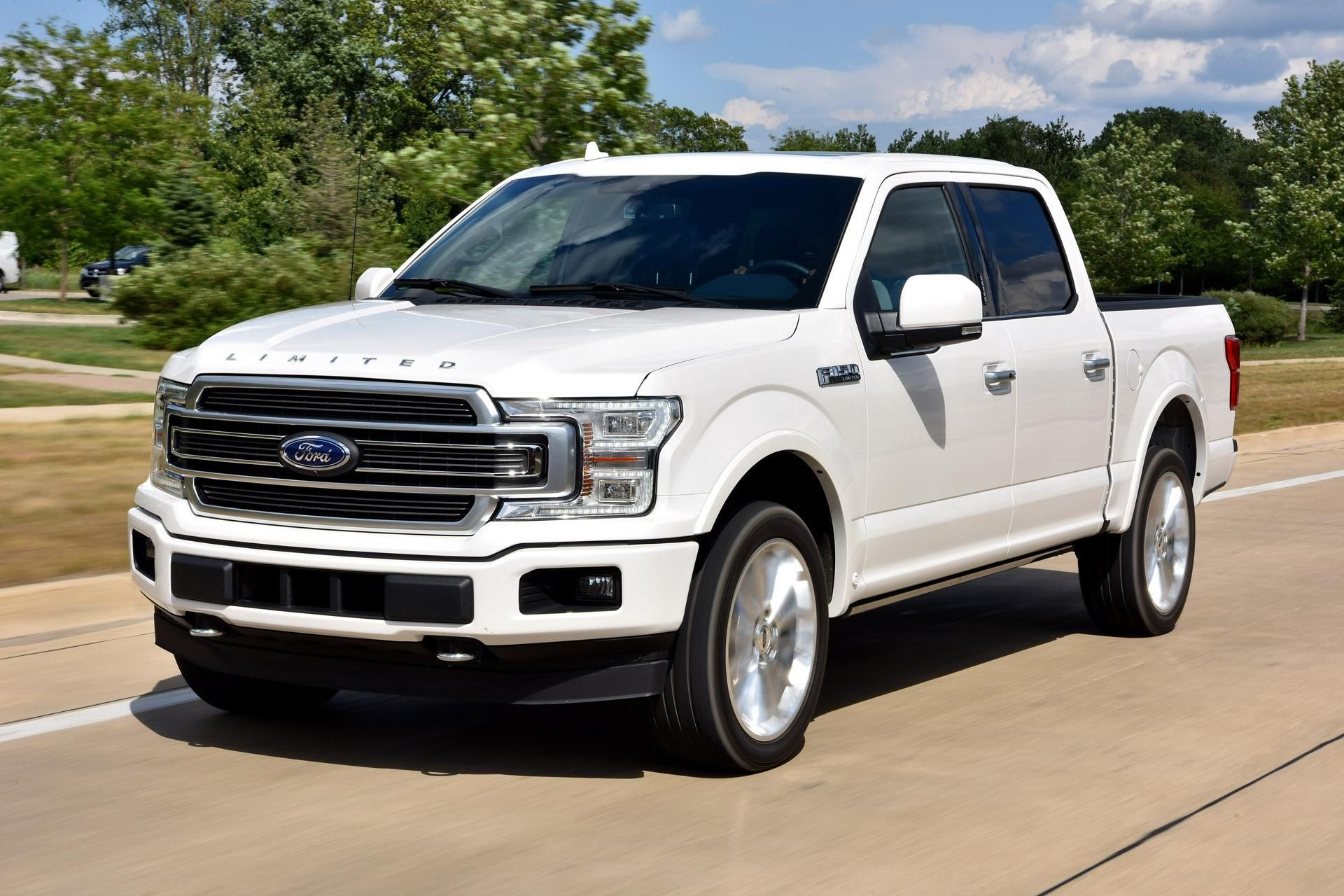 2018 ford f 150 first drive review so good you won t even notice rh pinterest com  ford f 150 a diesel