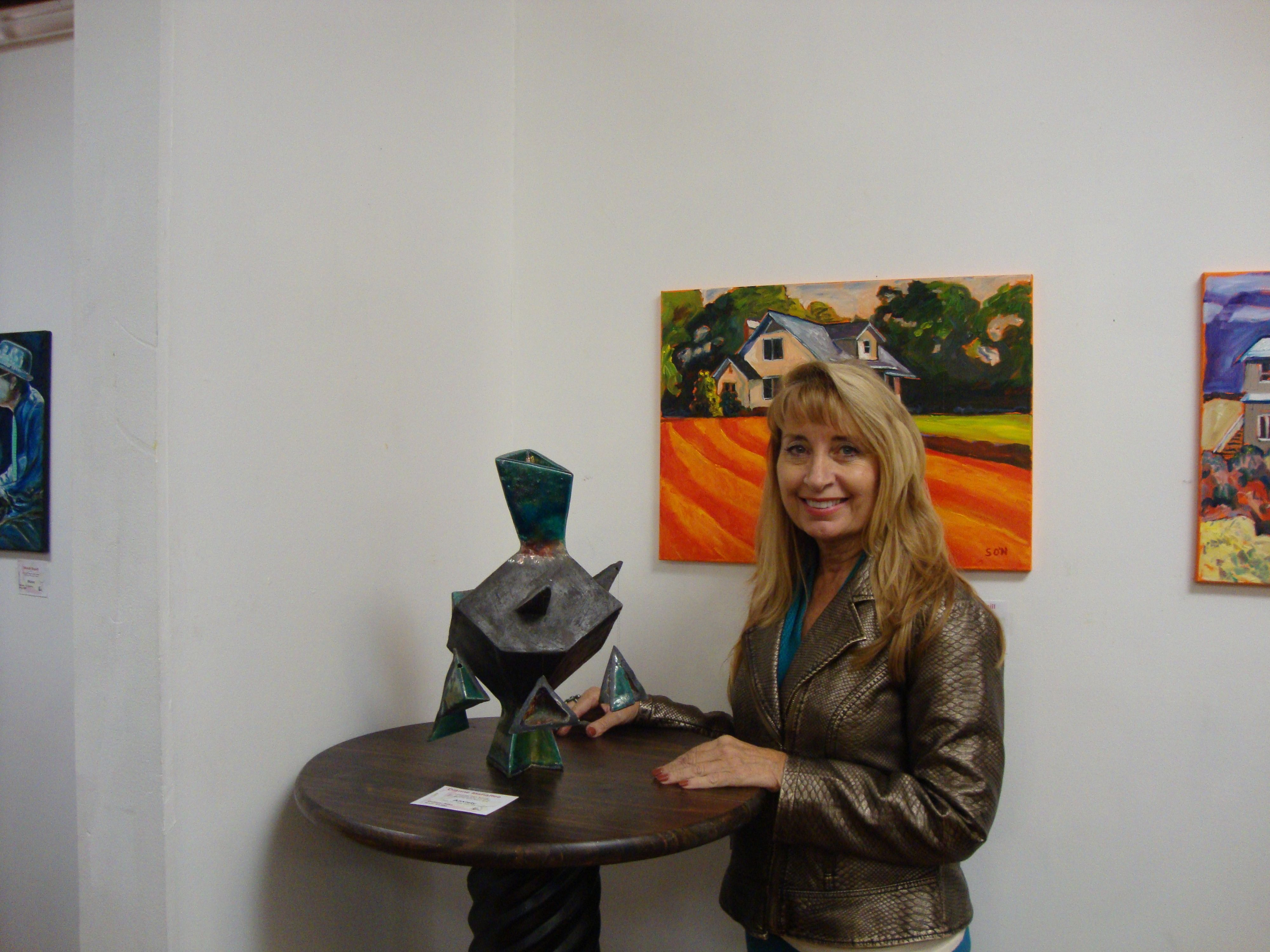 Dianne Mahaffee's Pottery Studio open for Ag+Art Tour of Lancaster County June 27 & 28. www.agandarttour.com