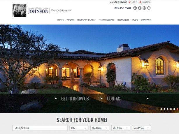 15 responsive real estate websites placester 006 web design